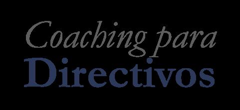 Coaching para directivos